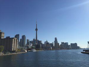 Toronto-Skyline; Bild: Vanina Kopp